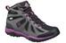 Columbia Peakfreak XCRSN II XCEL Sko Damer Mid OutDry grå/violet